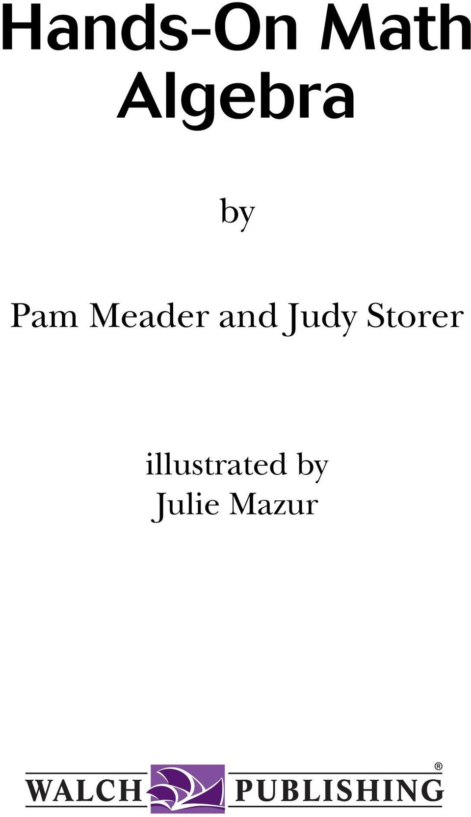 Meader and Judy