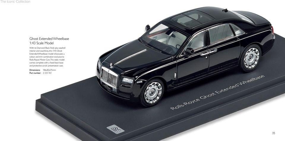trim combination exclusive to Rolls-Royce Motor Cars.