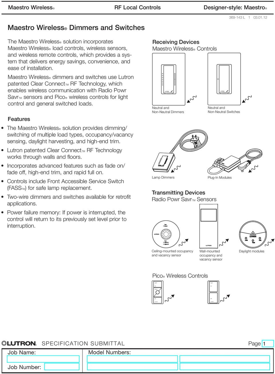 iris zwave ge 45637 wireless lighting lowes maestro wirelessr dimmers and switches use lutron patented clear connectt rf technology which enables wireless wireless dimmers switches pdf