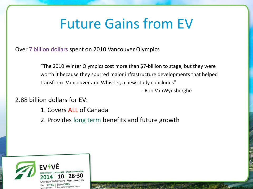 developments that helped transform Vancouver and Whistler, a new study concludes - Rob VanWynsberghe