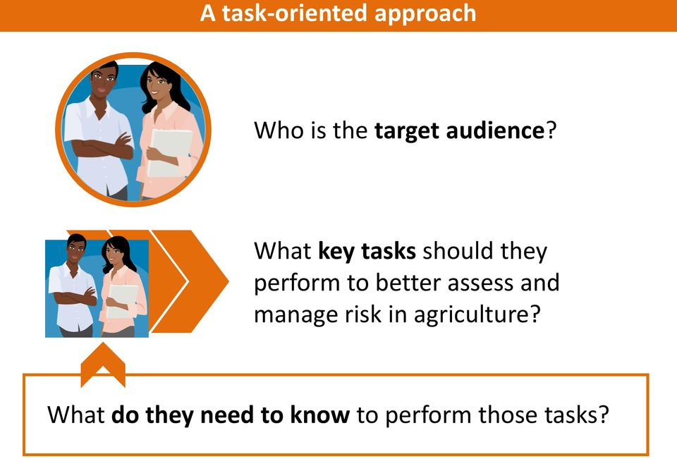 What key tasks should they perform to better