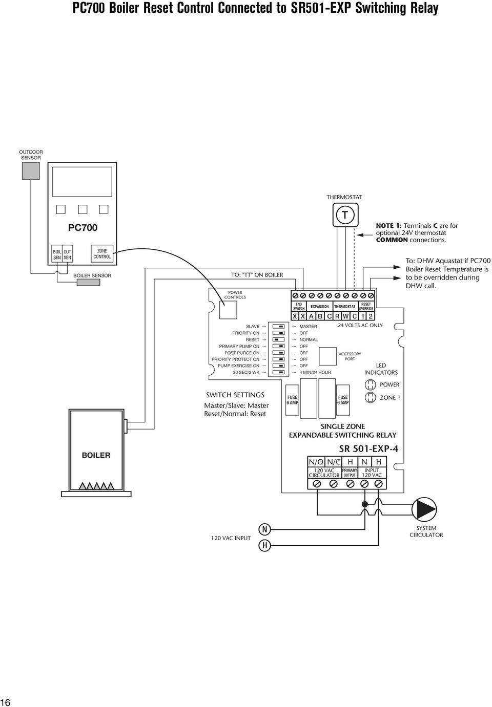 the all new    taco zone controls wiring guide