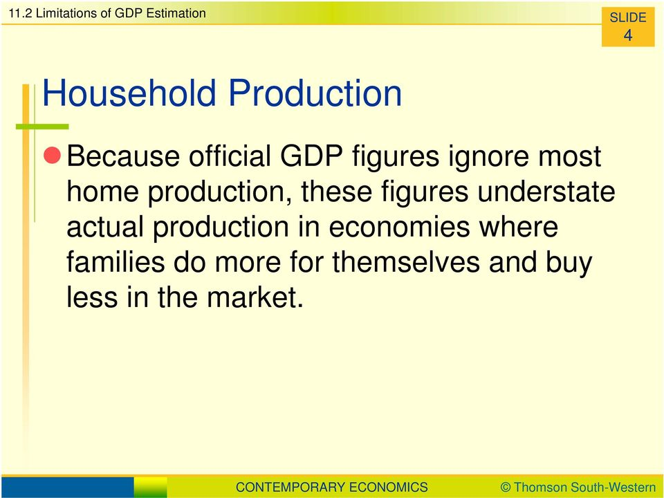 production, these figures understate actual production in