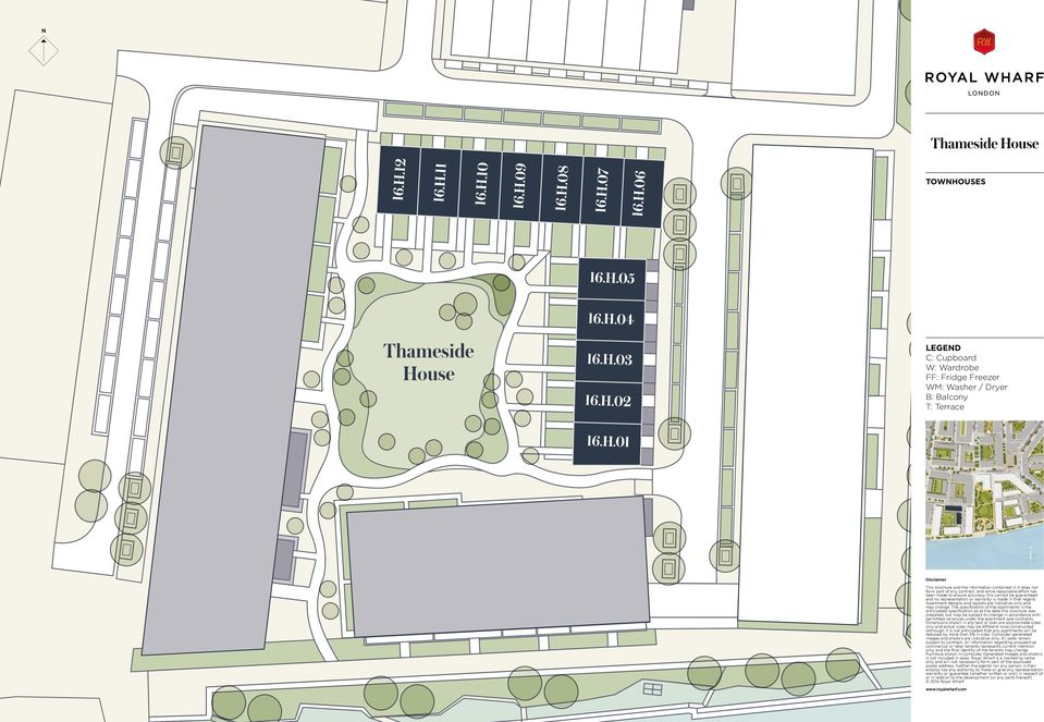 H.06 W G 16.H.05 Thameside House 16.