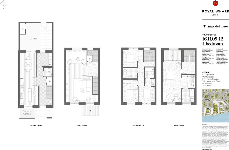 09-12 217 SqM/ 2336 SqFt 3318 mm x 4805 mm 2894 mm x 4598 mm 9403 mm x 4763