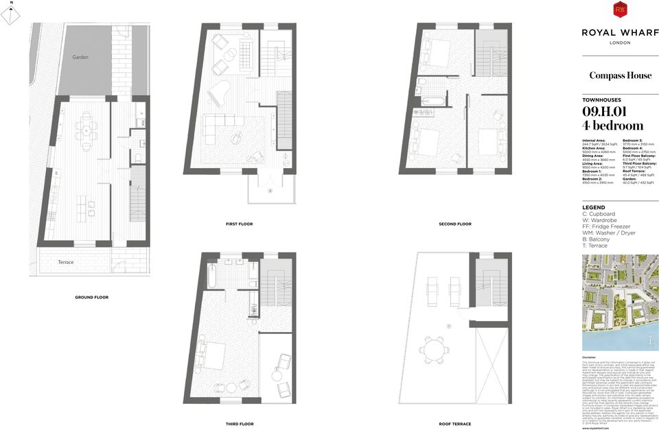 x 4035 mm 4150 mm x 3910 mm 3770 mm x 3150 mm 5000 mm x 2750 mm First Floor