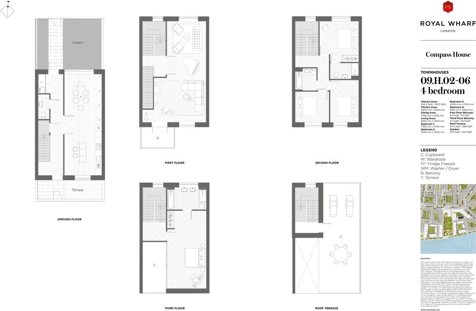 3700 mm 3845 mm x 3700 mm 4000 mm x 2700 mm 3195 mm x 2900 mm First Floor