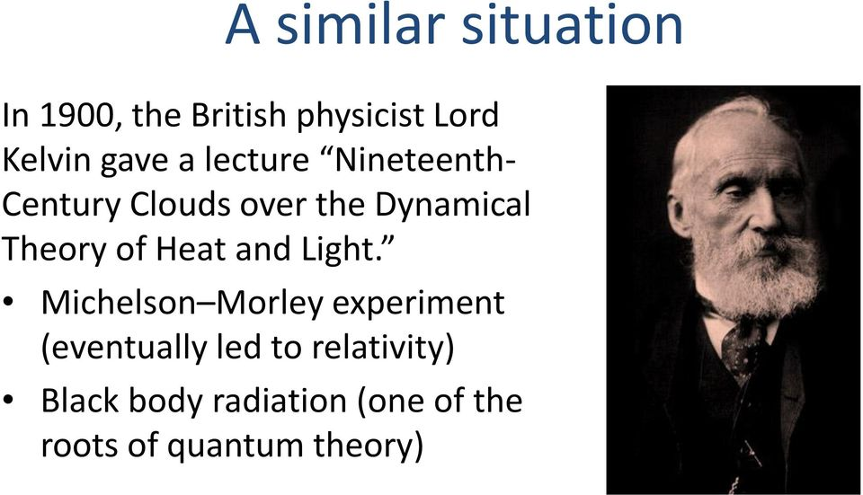 Theory of Heat and Light.