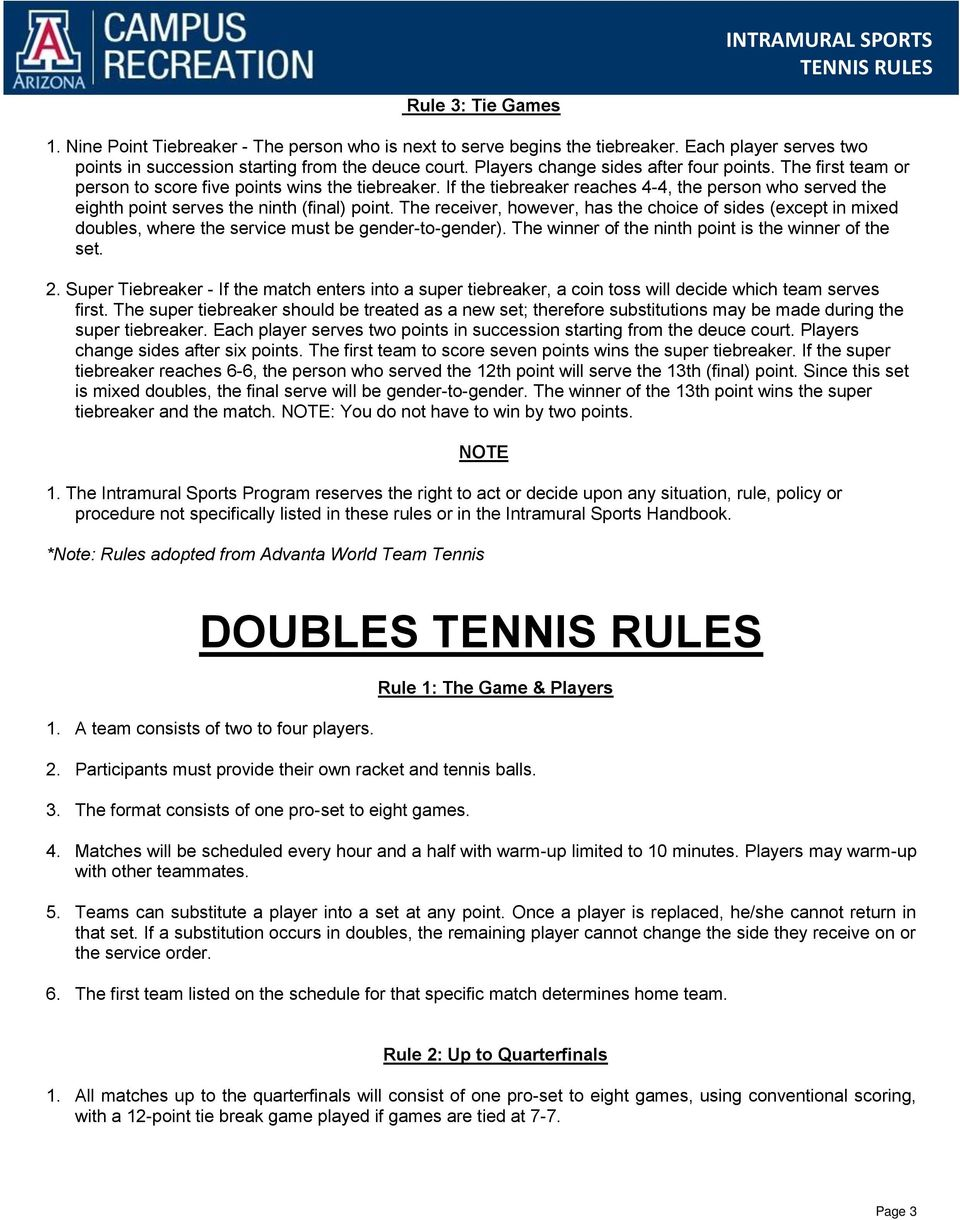 If the tiebreaker reaches 4-4, the person who served the eighth point serves the ninth (final) point.