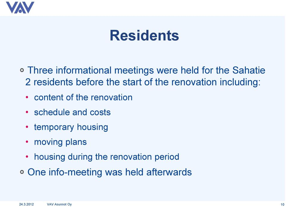 renovation schedule and costs temporary housing moving plans housing
