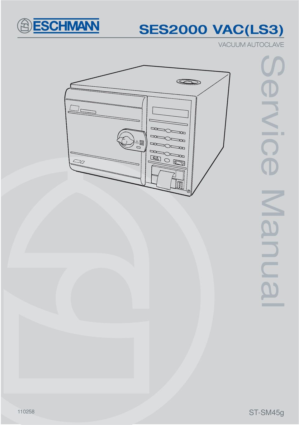 2 Introduction Description Maintenance Illustrated Parts list Read these  Instructions before use Keep this Service Manual in a safe convenient place  for ...