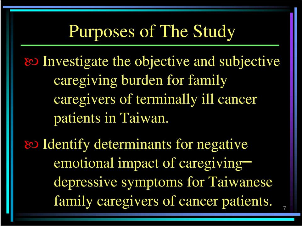 patients in Taiwan.