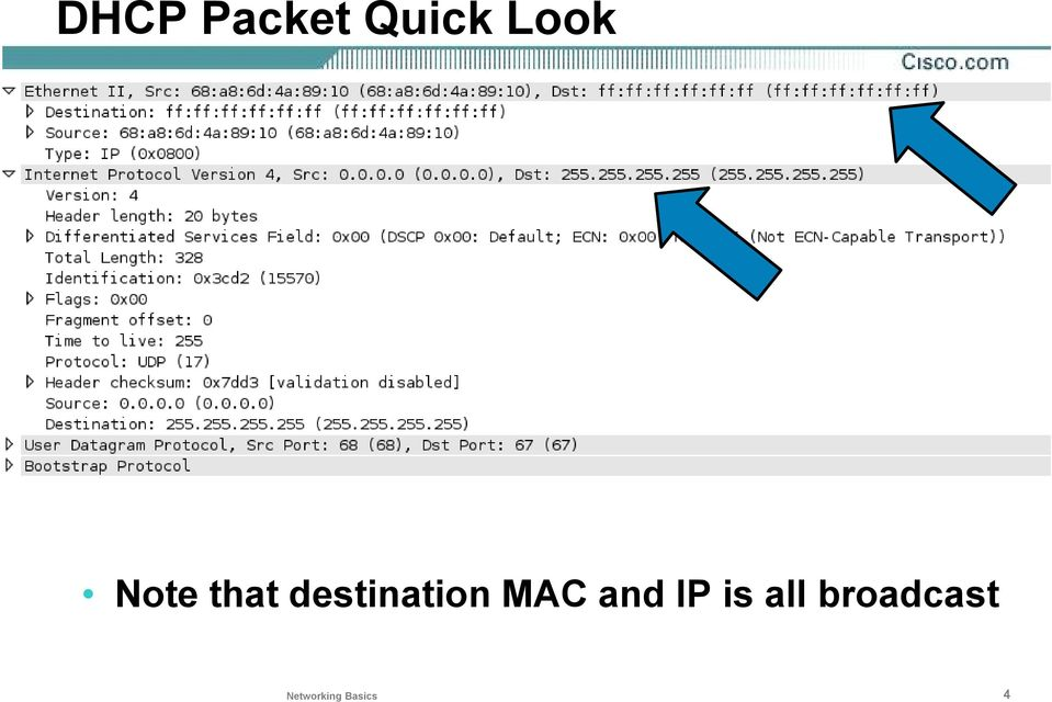 MAC and IP is all
