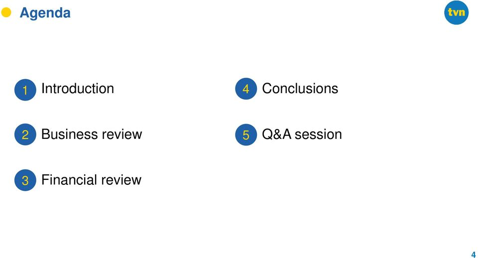 Business review 5 Q&A