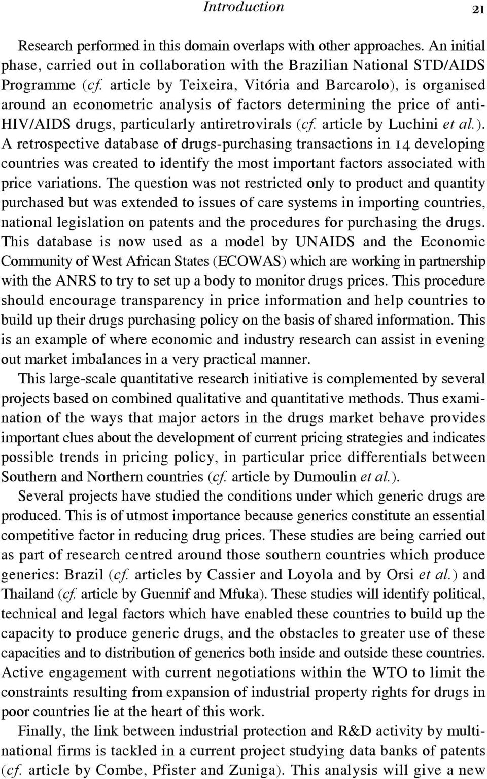 the political economy of hiv aids in developing countries coriat benjamin