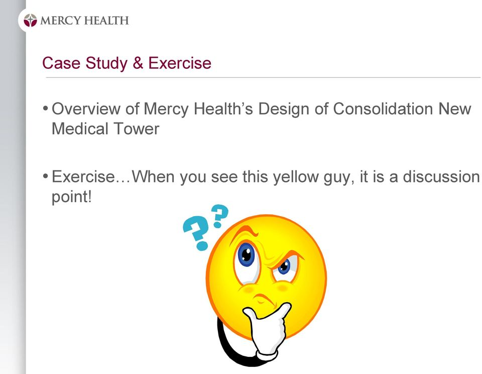 New Medical Tower Exercise When you