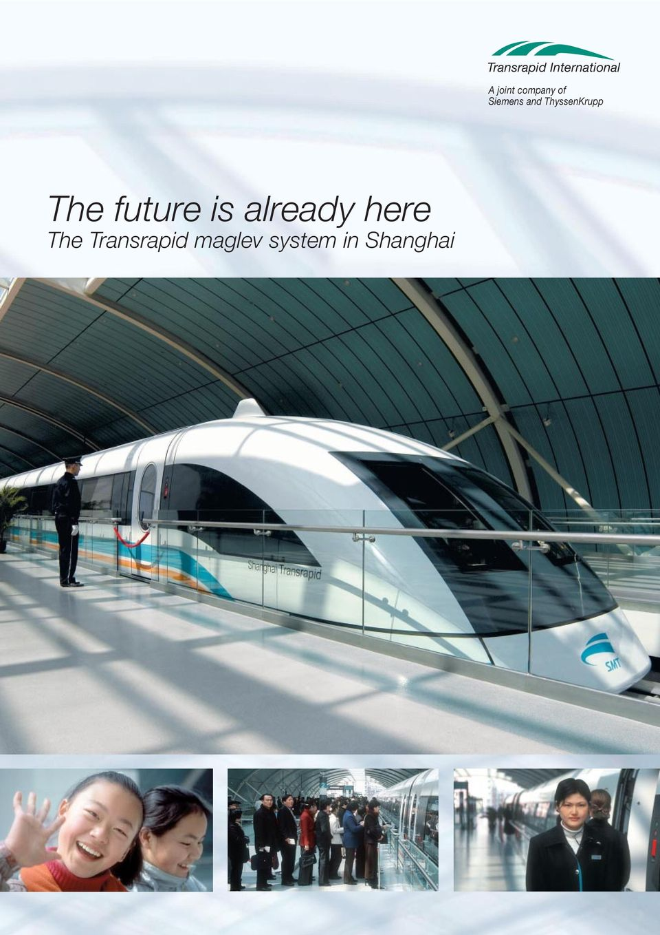 ThyssenKrupp The future is