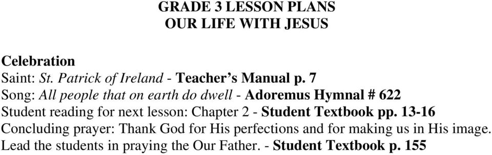 next lesson: Chapter 2 - Student Textbook pp.