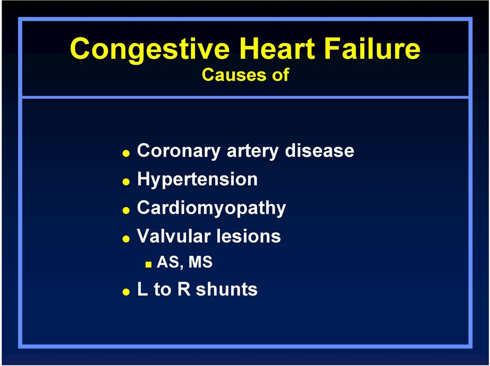 disease Hypertension