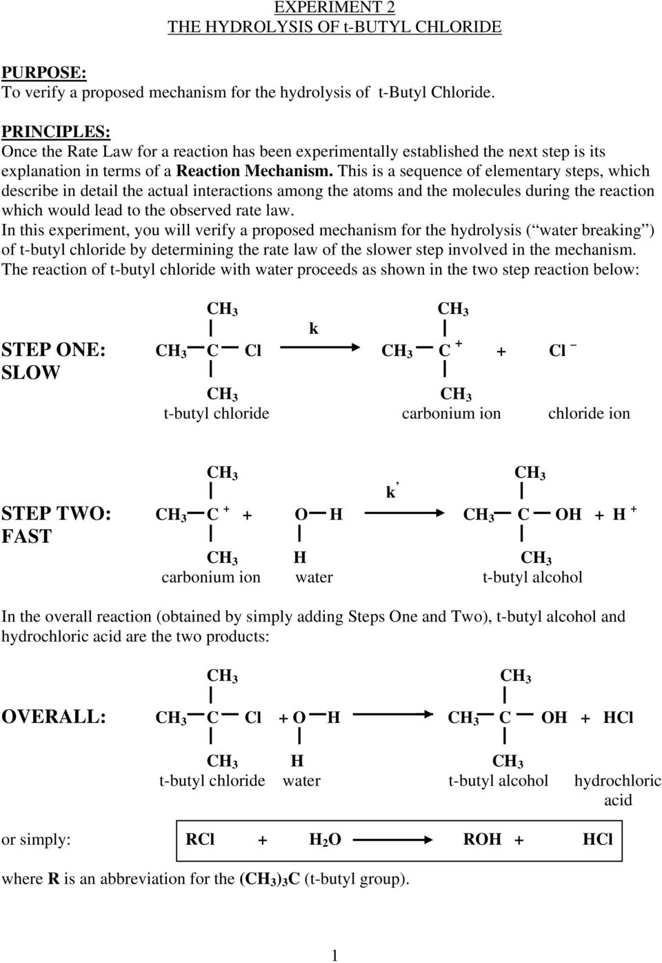This is a sequence of elementary steps, which describe in detail the actual interactions among the atoms and the molecules during the reaction which would lead to the observed rate law.