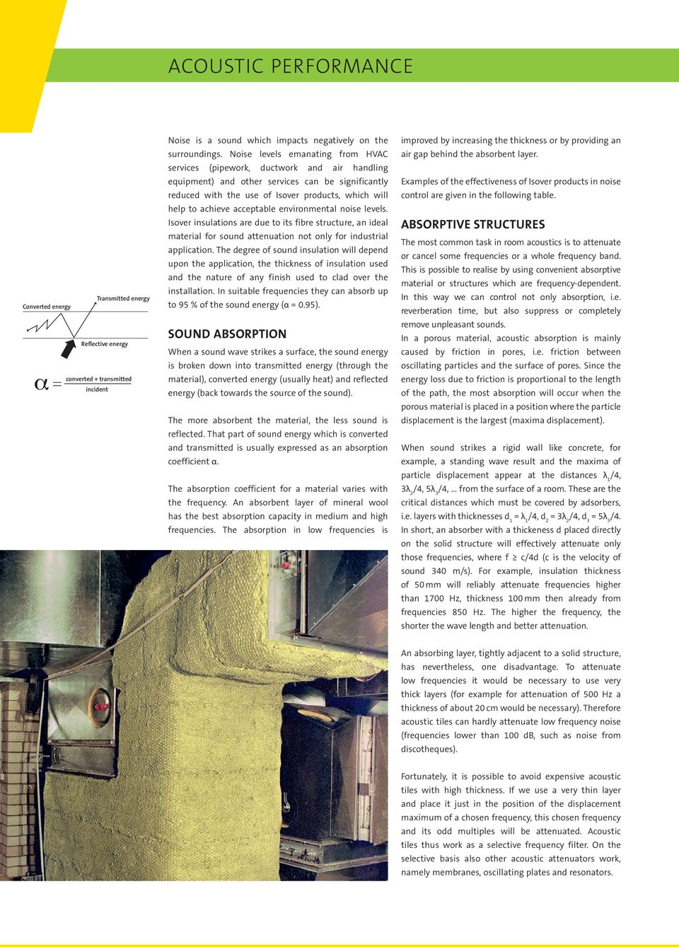 ISOVER for Technical Insulations - PDF