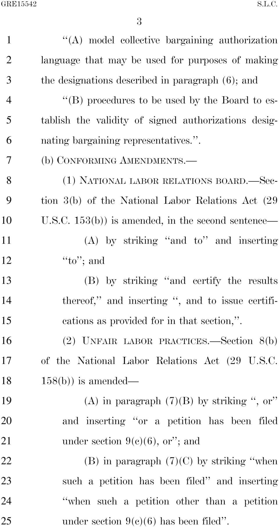 Section (b) of the National Labor Relations Act ( U.S.C.