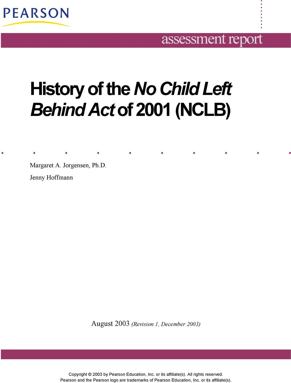 no child left behind essay essay No child left behind essay 966 words | 4 pages no child left behind as students in a structure & philosophy class, one of the main components has been to introduce and familiarize us with the no child left behind act.
