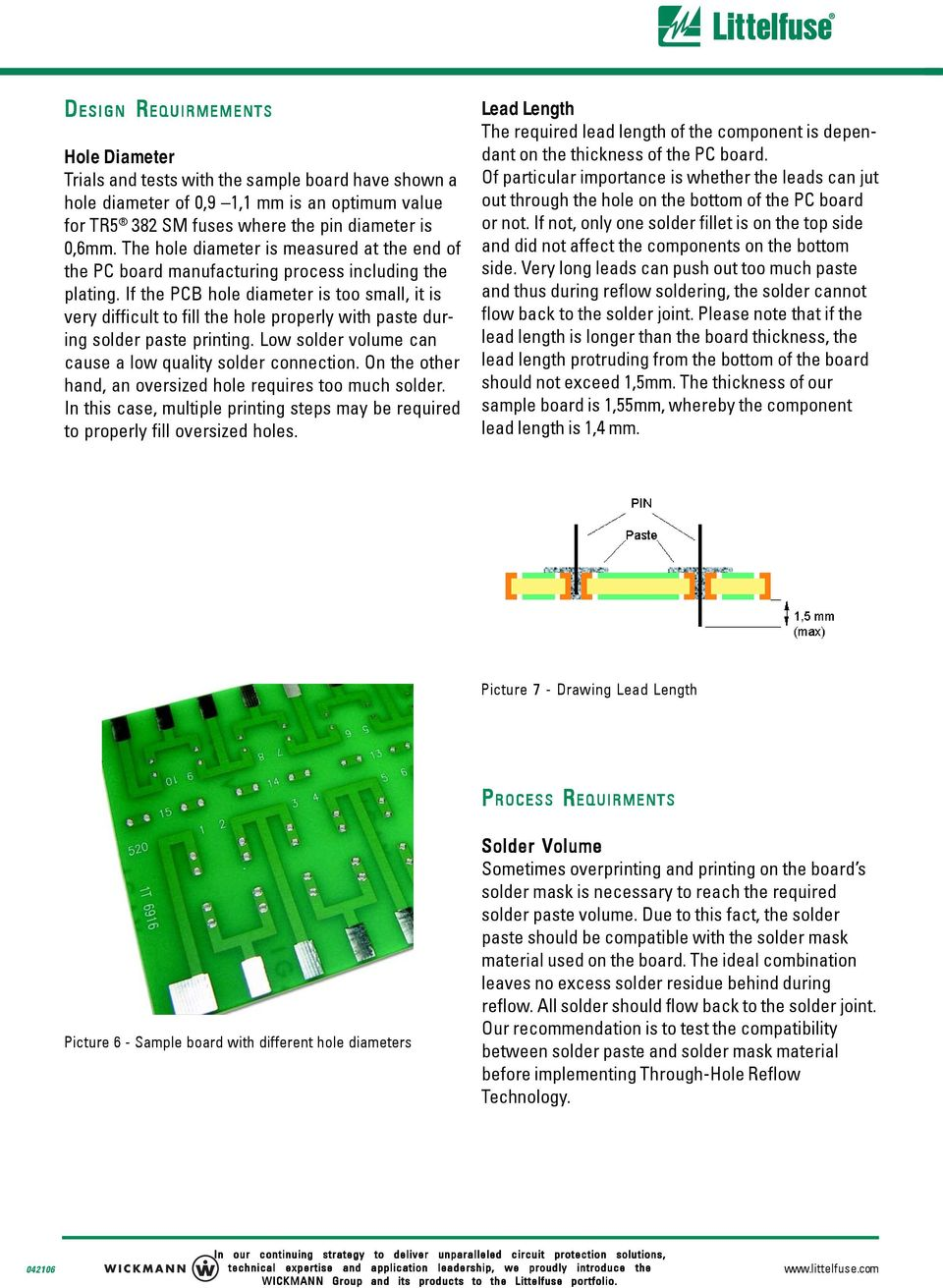 PIN IN PASTE APPLICATION NOTE  - PDF