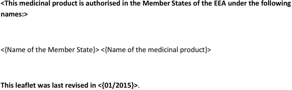 <{Name of the Member State}> <{Name of the