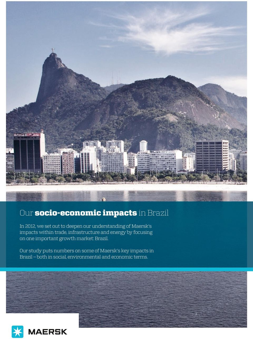 focusing on one important growth market: Brazil.
