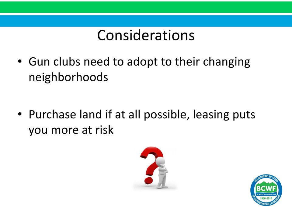 neighborhoods Purchase land if at