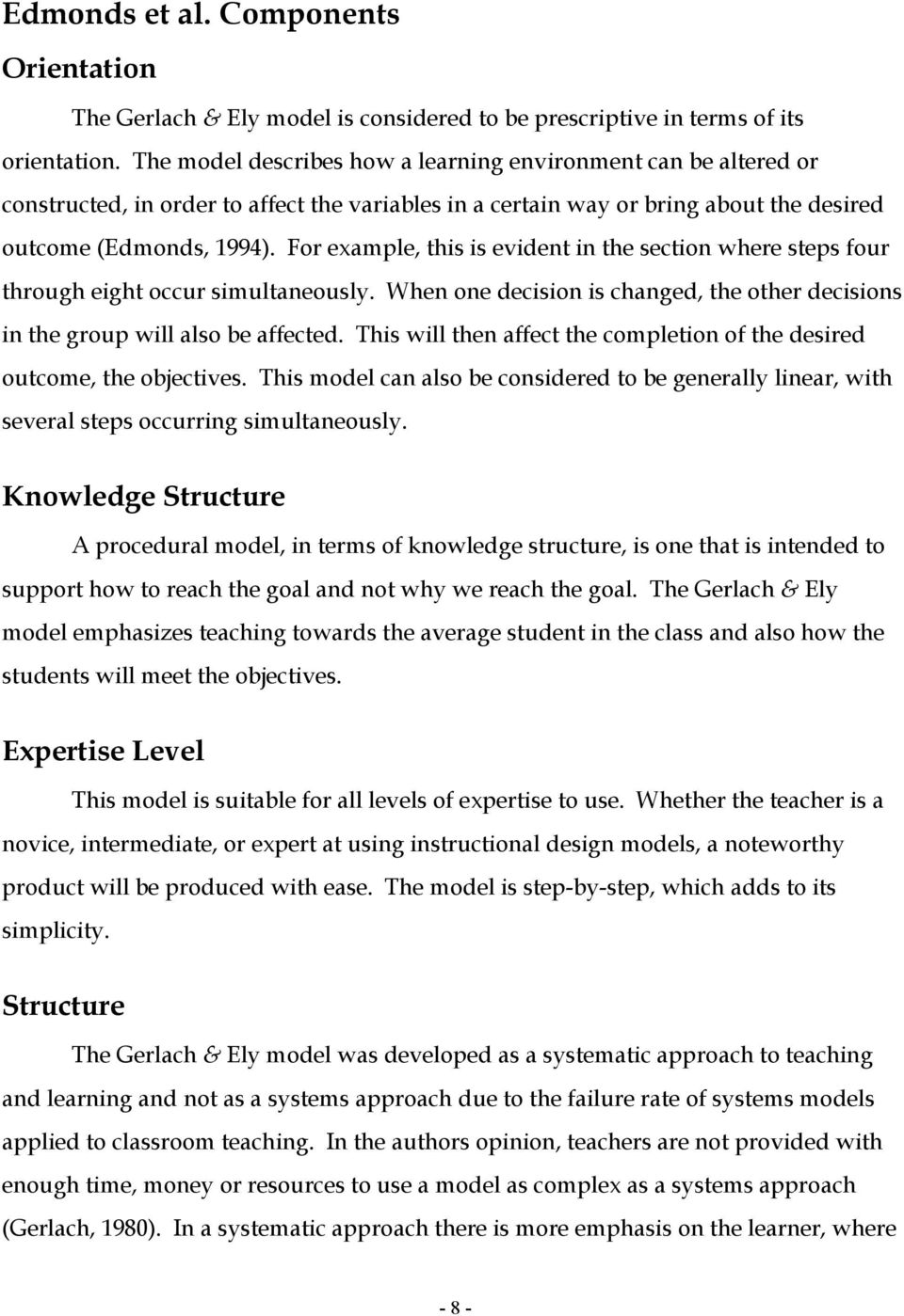 Teaching Media A Systematic Approach Pdf