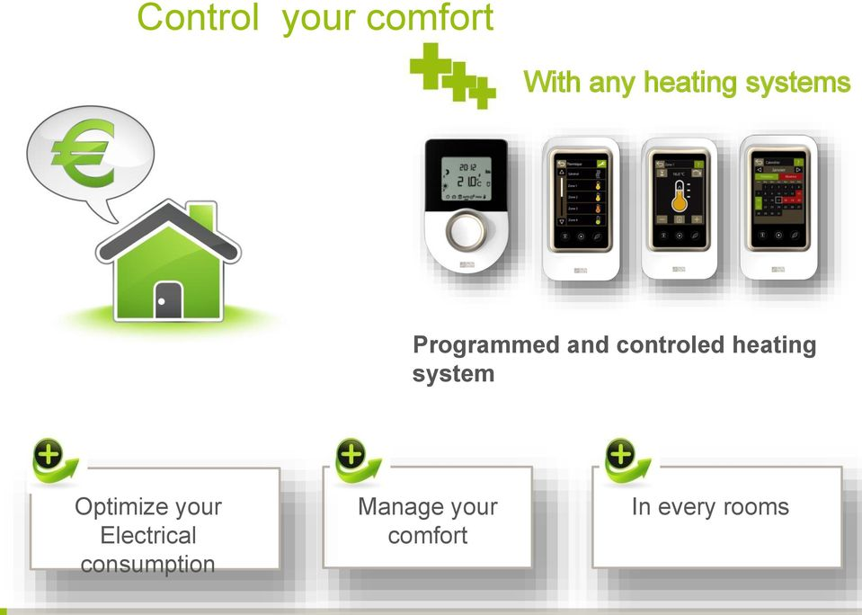 heating system Optimize your Electrical