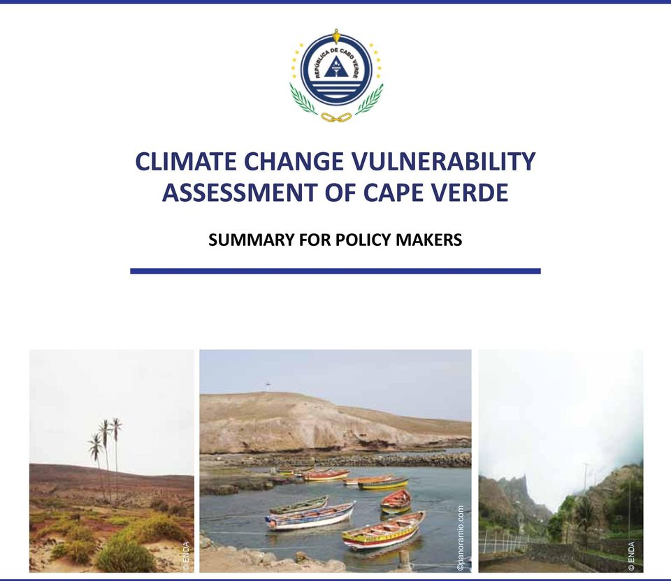 ASSESSMENT OF CAPE