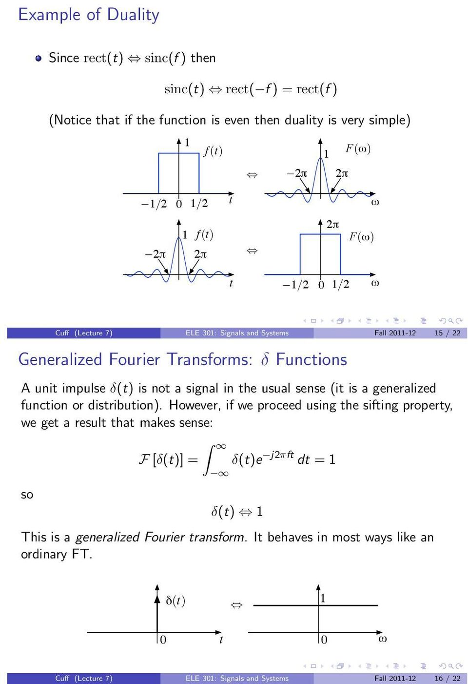 in the usual sense (it is a generalized function or distribution).