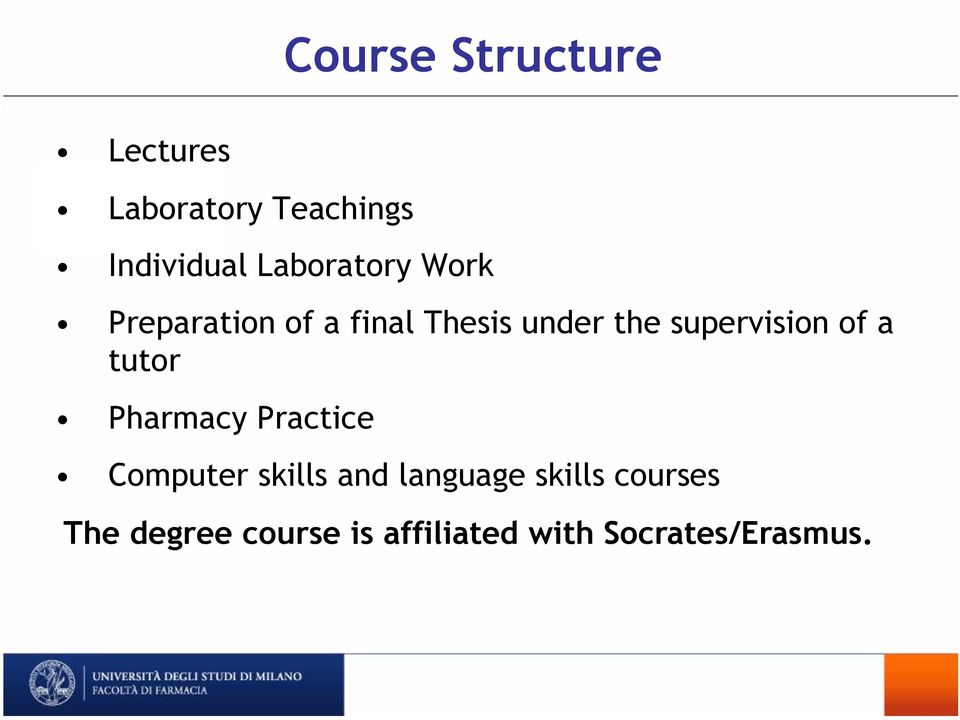 supervision of a tutor Pharmacy Practice Computer skills and