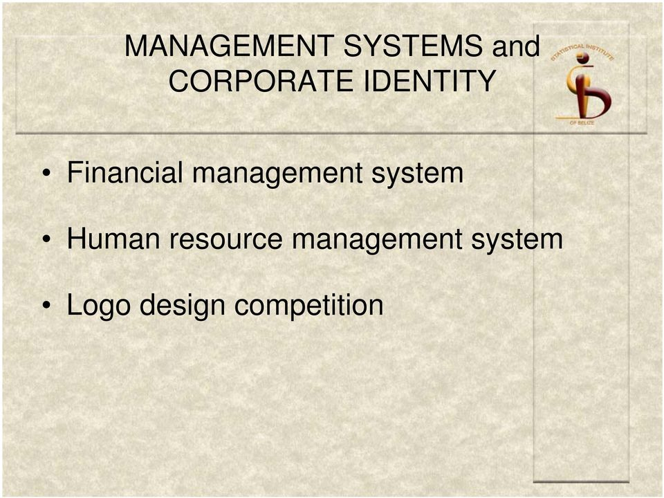 management system Human