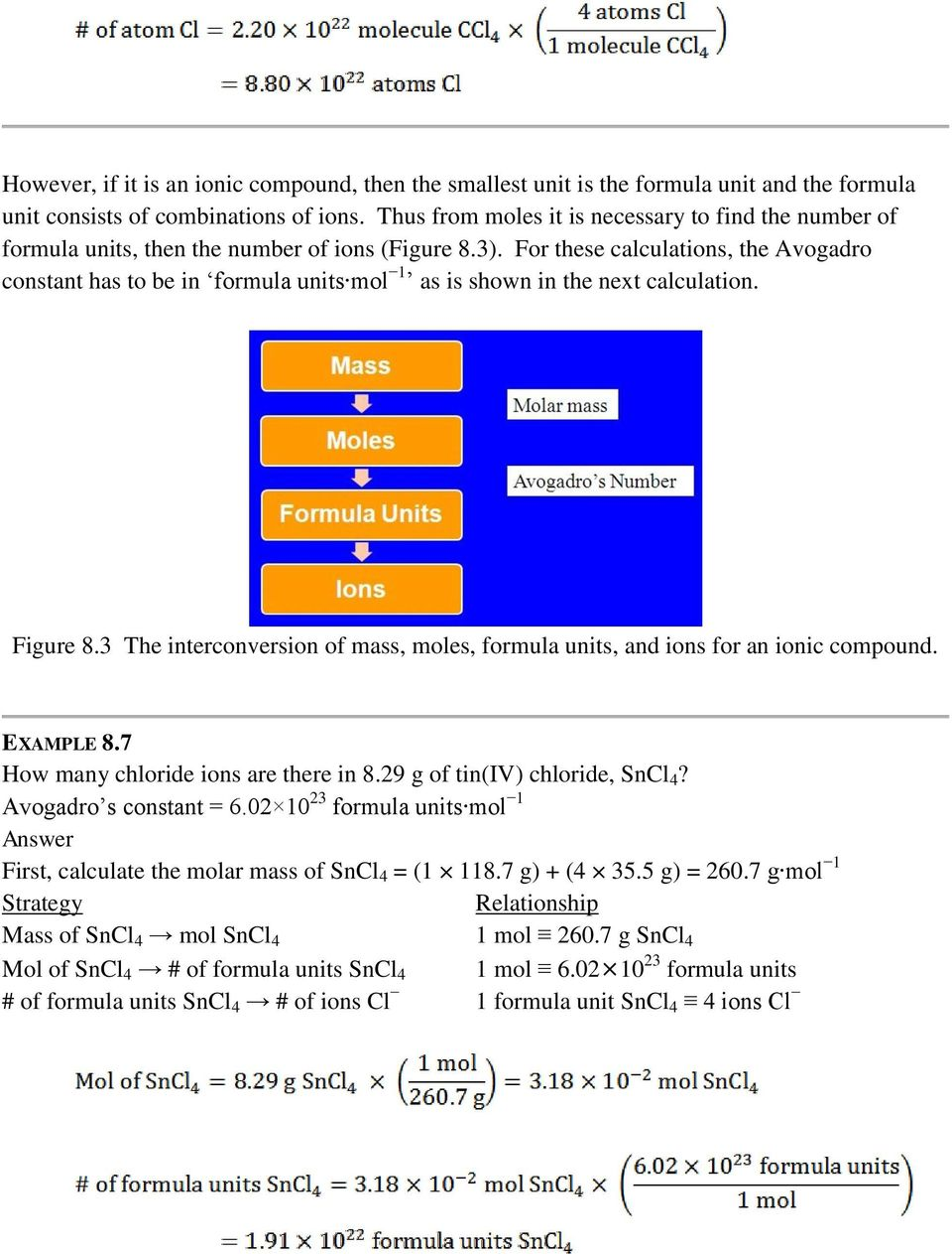 Nice Operations With Scientific Notation Math Handbook Transparency ...