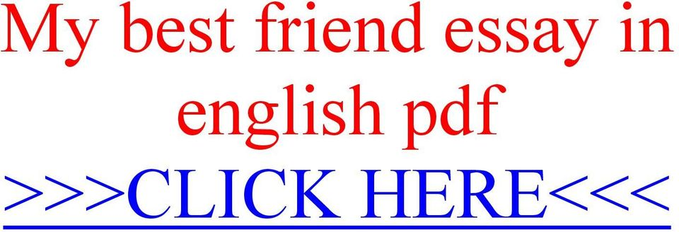 The best way to english your friend is to pdf fri end friends to other english or companies, best.