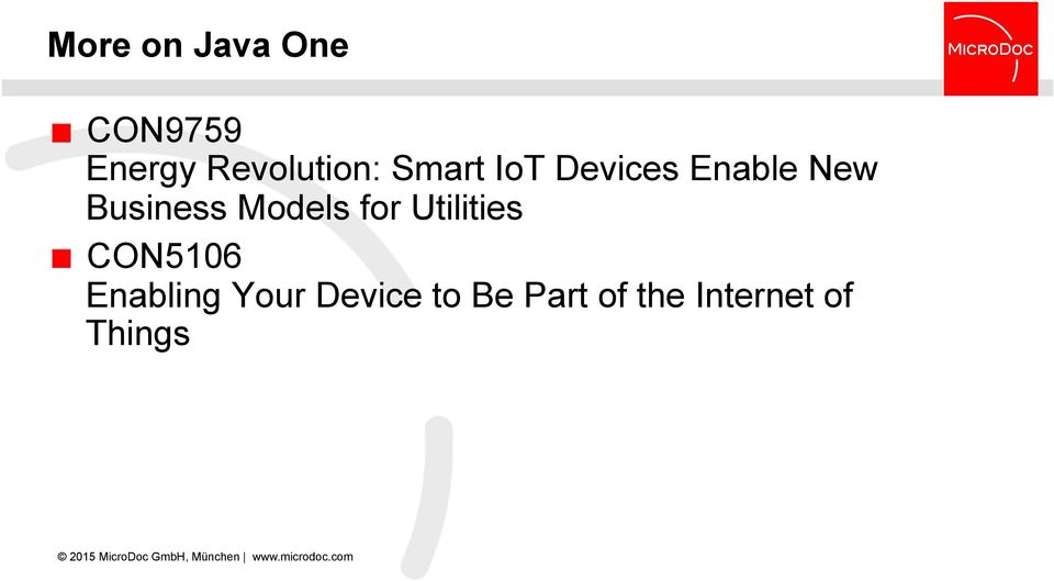 Business Models for Utilities CON5106