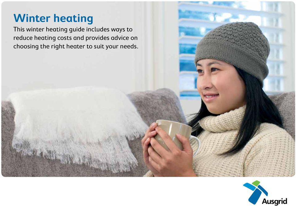 heating costs and provides advice on