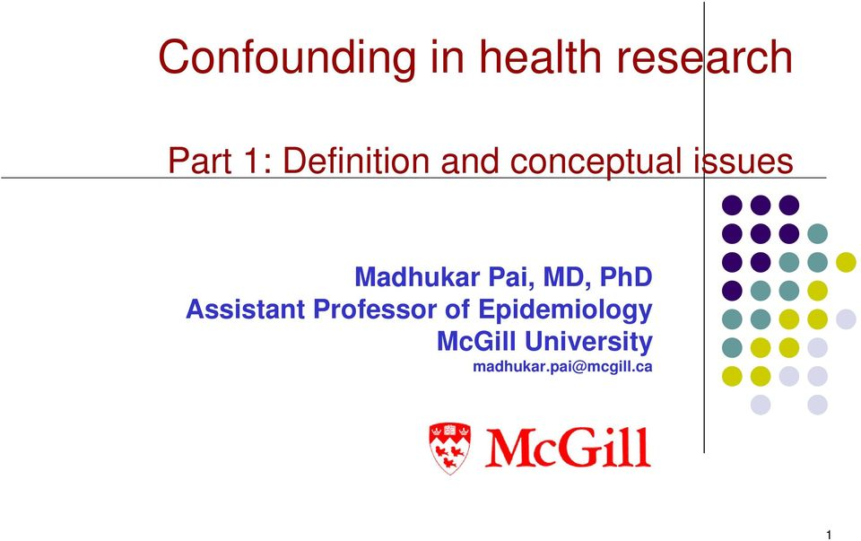 Pai, MD, PhD Assistant Professor of
