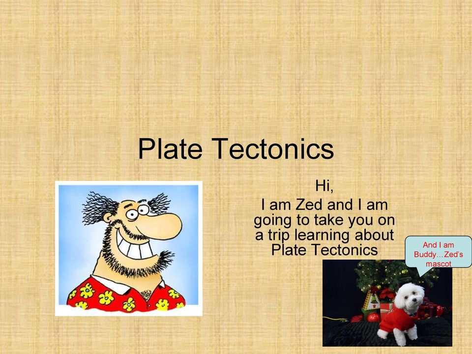 a trip learning about Plate
