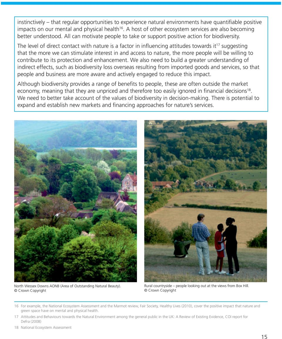 Natural england biodiversity strategy
