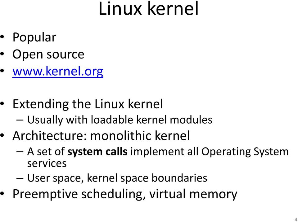 Assignment 5: Adding and testing a new system call to Linux kernel - PDF