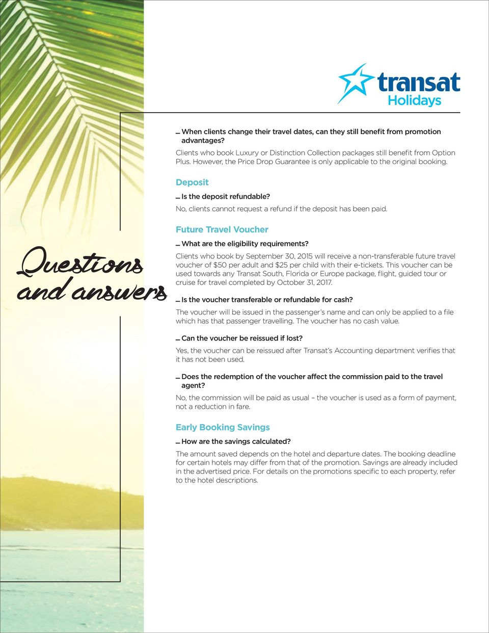 Future Travel Voucher _ What are the eligibility requirements?