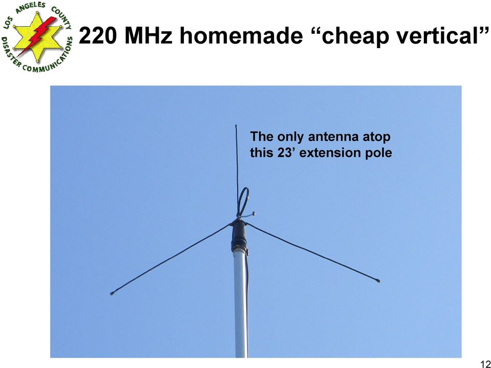 HF/VHF/UHF Go-Box and Antenna System for Transportable Amateur Radio