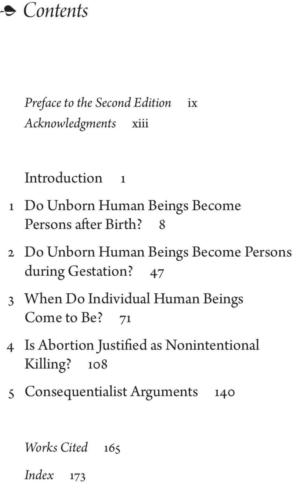 8 2 Do Unborn Human Beings Become Persons during Gestation?
