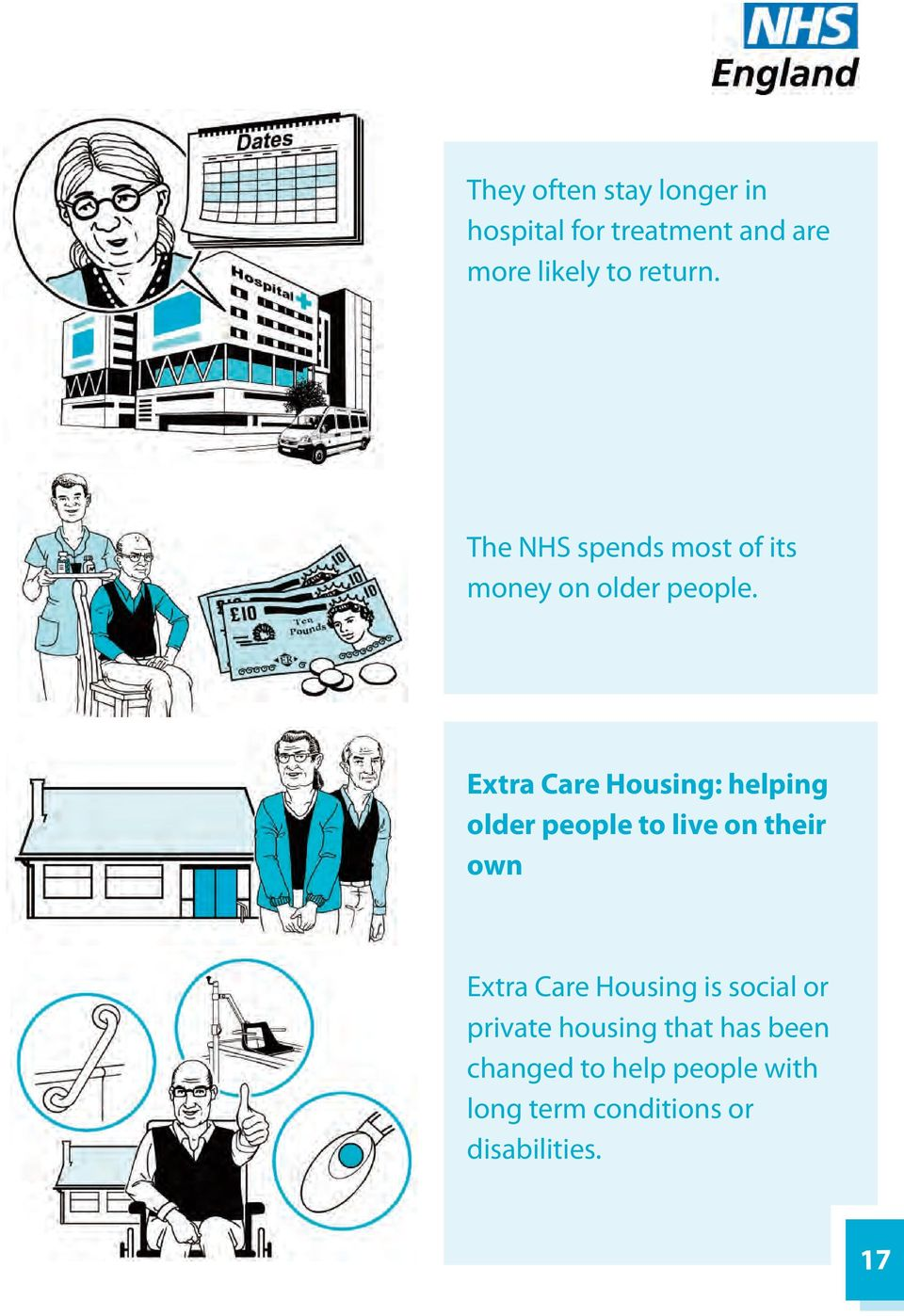 Extra Care Housing: helping older people to live on their own Extra Care Housing