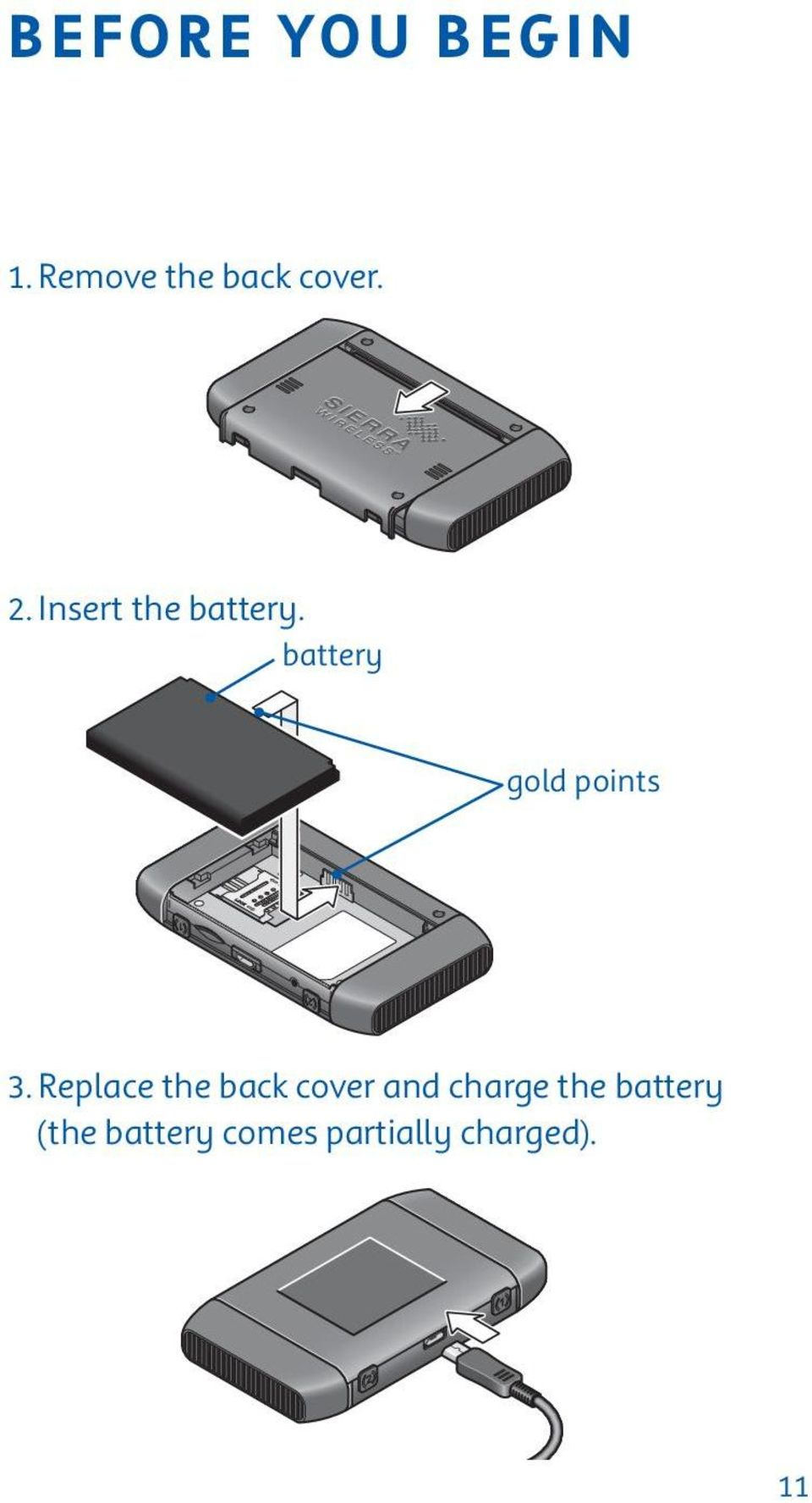 battery gold points 3.